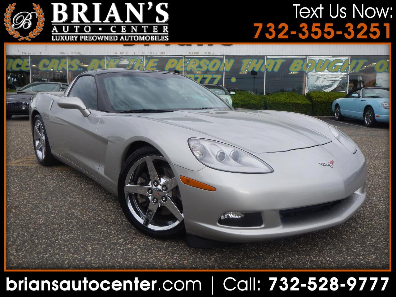 2007 Chevrolet Corvette Coupe - SUPERCHARGED!!!