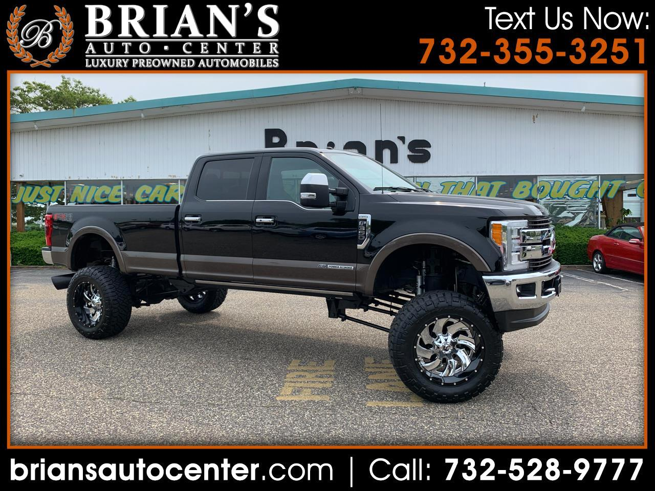 2017 Ford F-350 SD King Ranch 4WD Crew Cab 8' Box