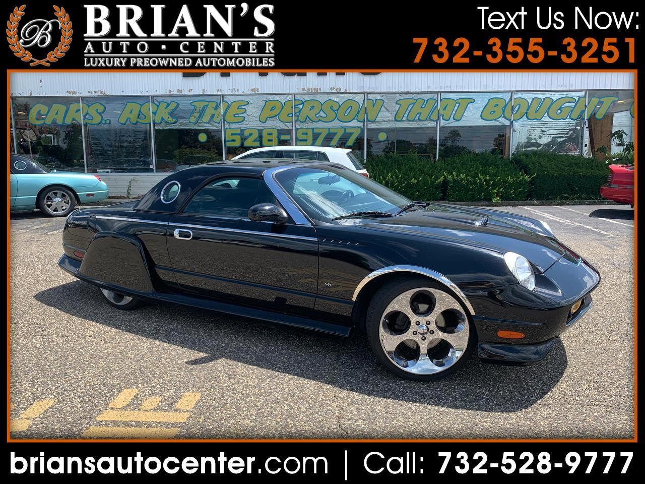 2003 Ford Thunderbird 2dr Conv w/Hardtop Deluxe