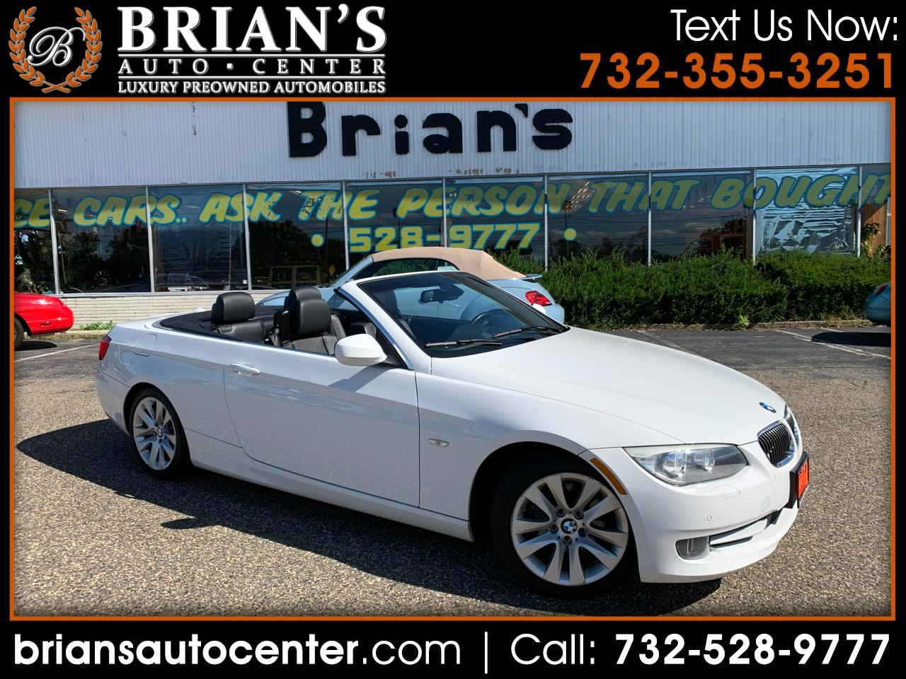 2012 BMW 3-Series 2dr Conv 328i