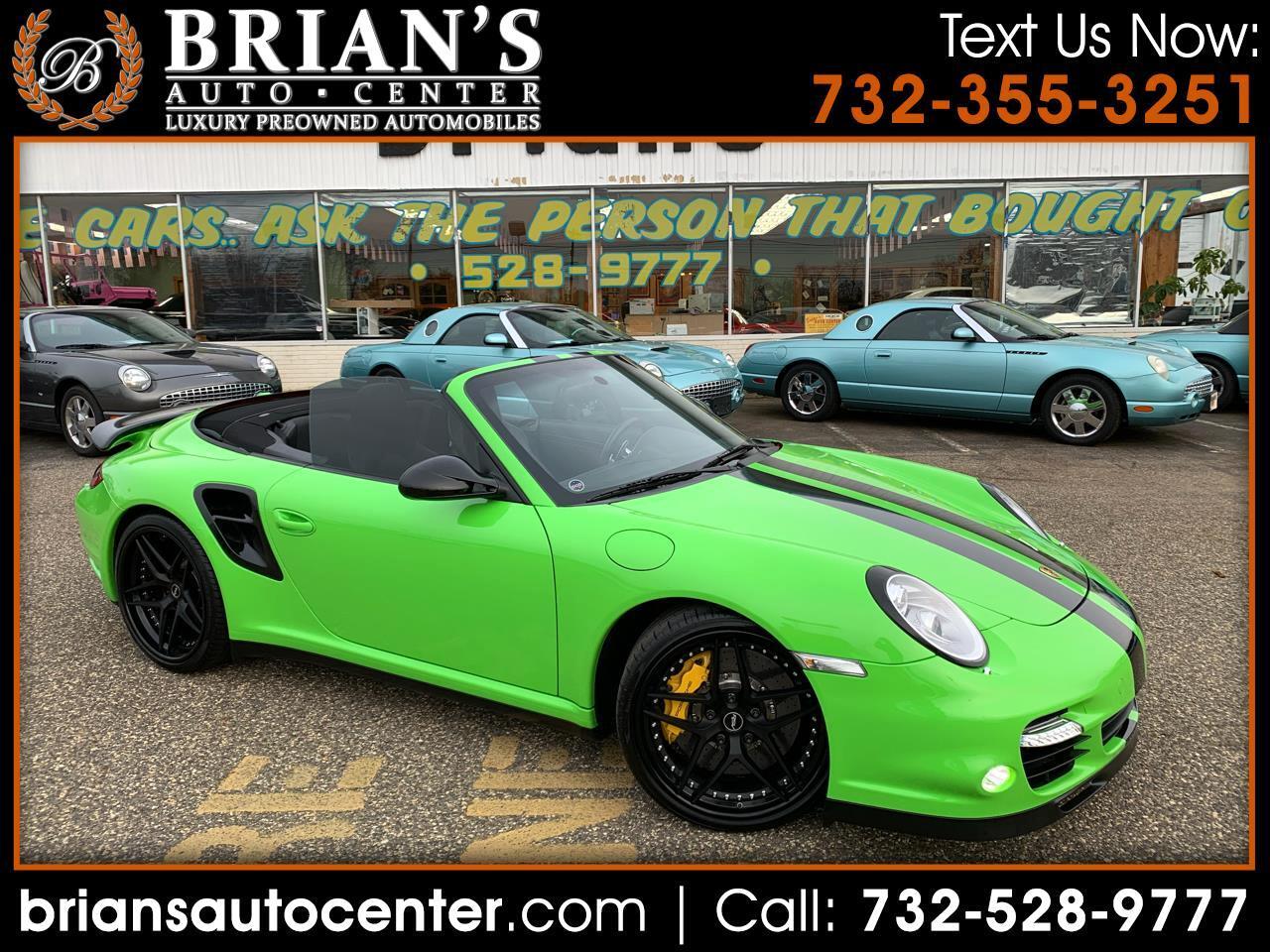 Porsche 911 Turbo  2011