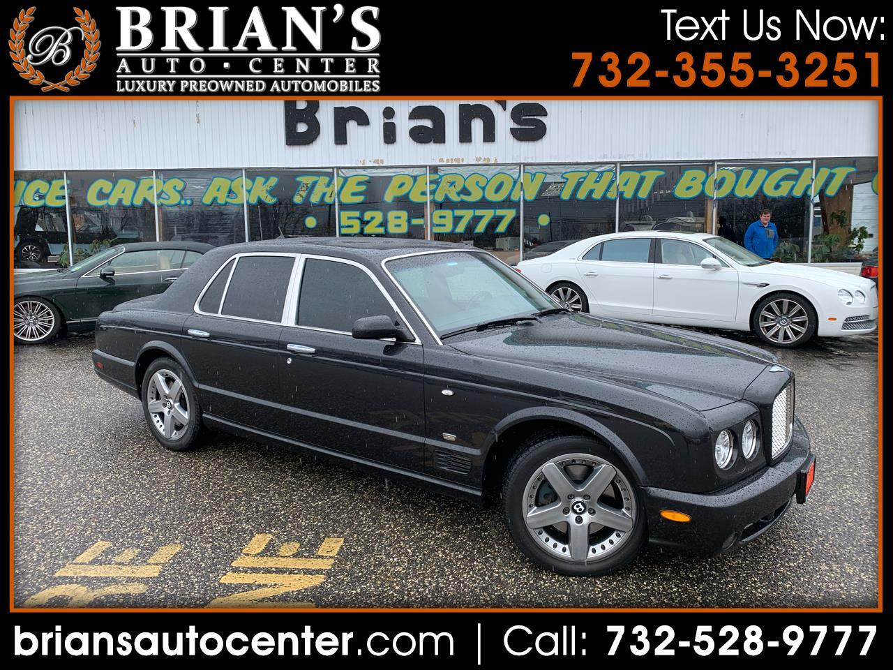 Bentley Arnage 4dr Sdn T 2006