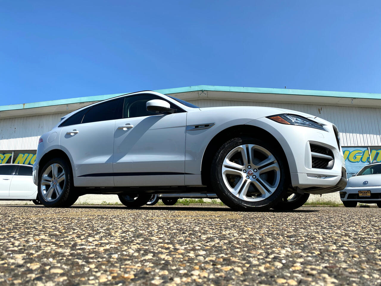 Used Jaguar F Pace Manasquan Nj