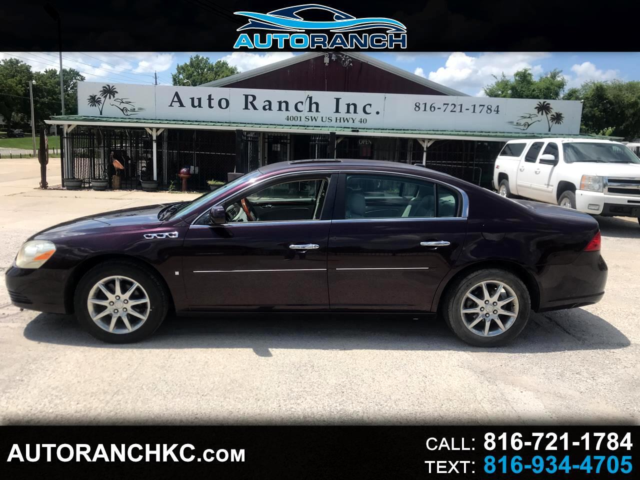 Buick Lucerne 4dr Sdn V6 CXL 2008