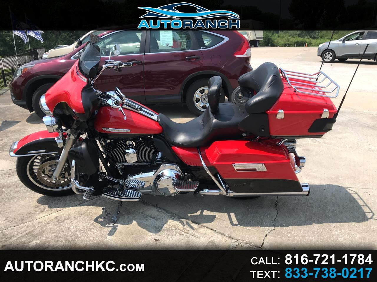 Harley-Davidson FLHTCU Ult EG Classic Ultra Classic Limited 2010