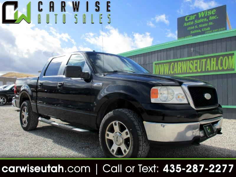 Ford F-150 XLT SuperCrew Short Box 4WD 2007