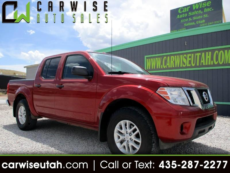 Nissan Frontier SV Crew Cab 4X4 V6 2016