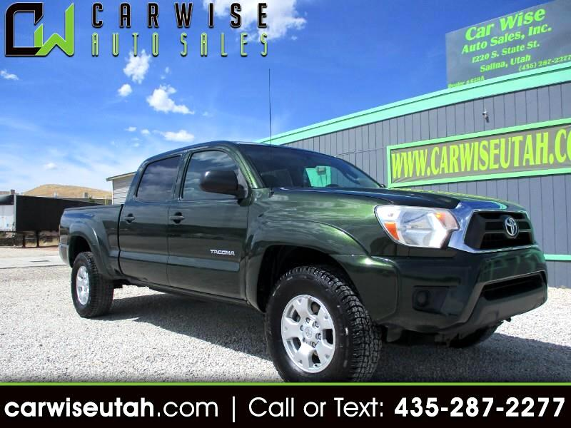 Toyota Tacoma Double Cab Long Bed V6 Auto 4WD 2013
