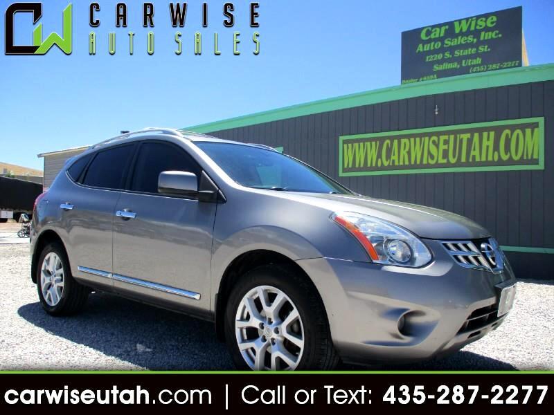 Nissan Rogue SV FWD 2011