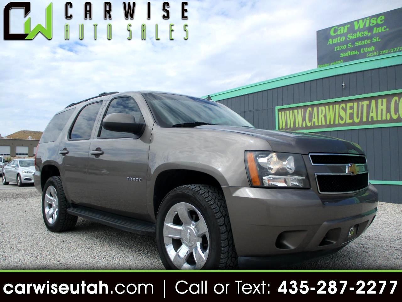 Chevrolet Tahoe LS 4WD 2012