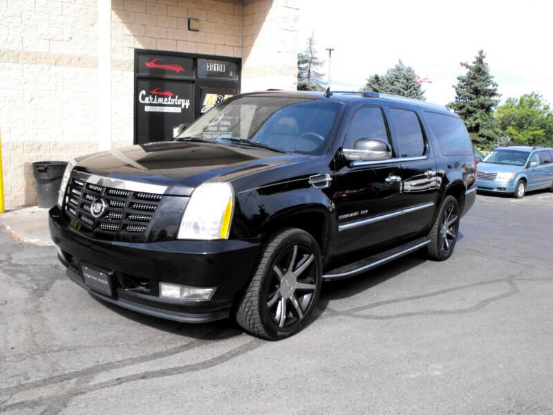 2012 Cadillac Escalade ESV AWD Luxury