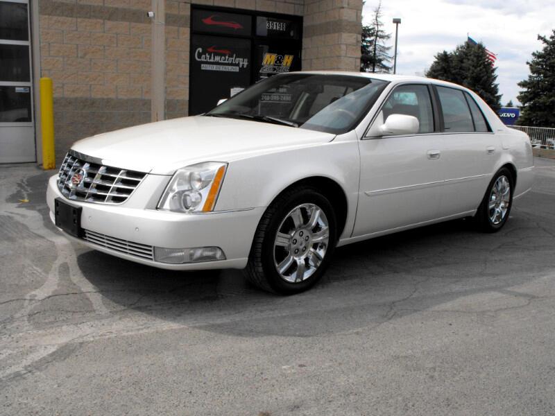 Cadillac DTS Platinum w/ Navi 2011
