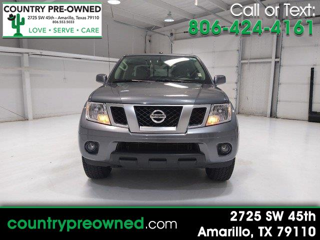 Nissan Frontier PRO-4X Crew Cab 5AT 4WD 2019