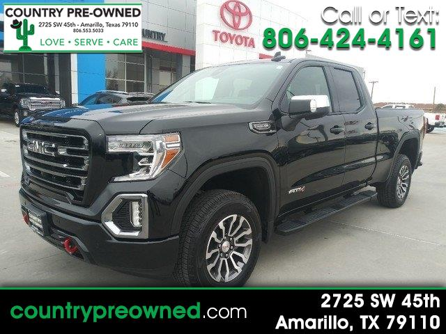GMC Sierra 1500 AT4 Double Cab 4WD 2019