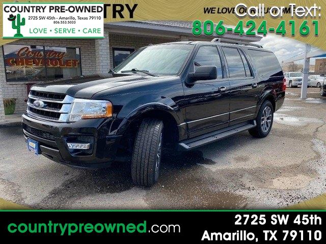 Ford Expedition EL King Ranch 2WD 2017