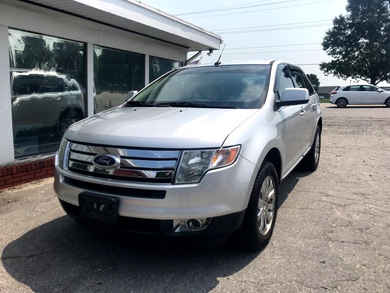 Ford Edge Limited 4D SUV AWD 2010