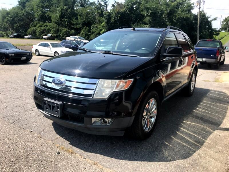 Ford Edge Limited 4D SUV AWD 2009