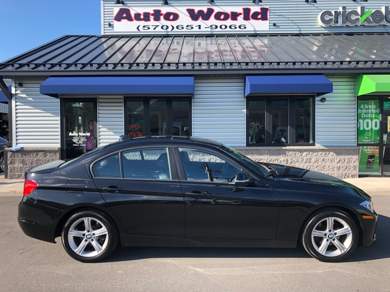 BMW 3-Series 328i xDrive Sedan SULEV 2015