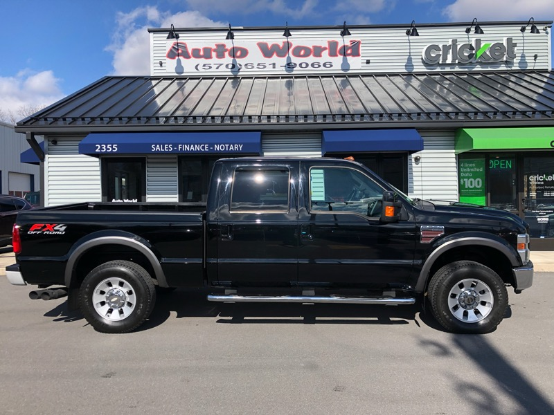 Ford F-250 SD Limited Crew Cab Long Bed 4WD 2008