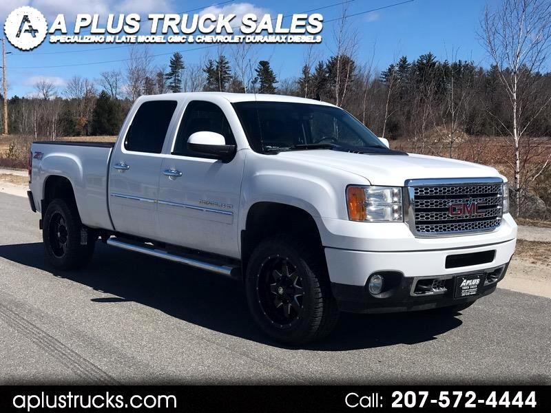2013 GMC Sierra 2500HD DENALI DURAMAX DIESEL SUNROOF LOADED !!