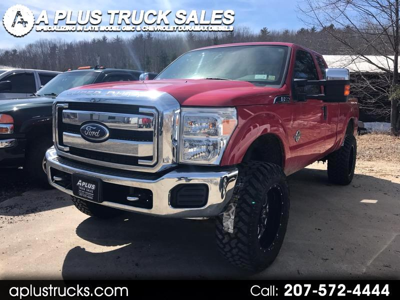 2011 Ford F-250 SD XLT SUPERCAB 4WD POWERSTROKE DIESEL 6.7