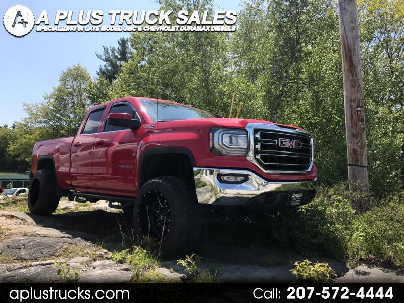 2017 GMC Sierra 1500 SLE DOUBLE CAB 4WD LIFTED