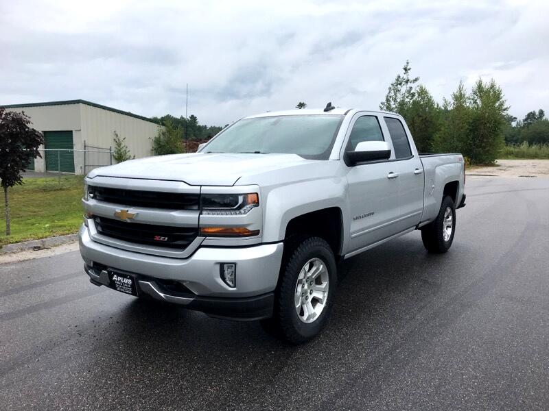 2016 Chevrolet Silverado 1500 LT DOUBLE CAB SHORT BED 4WD 5.3L V8