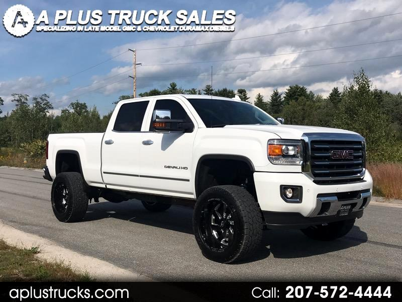2015 GMC Sierra 2500HD Denali Duramax Diesel 4WD From Texas