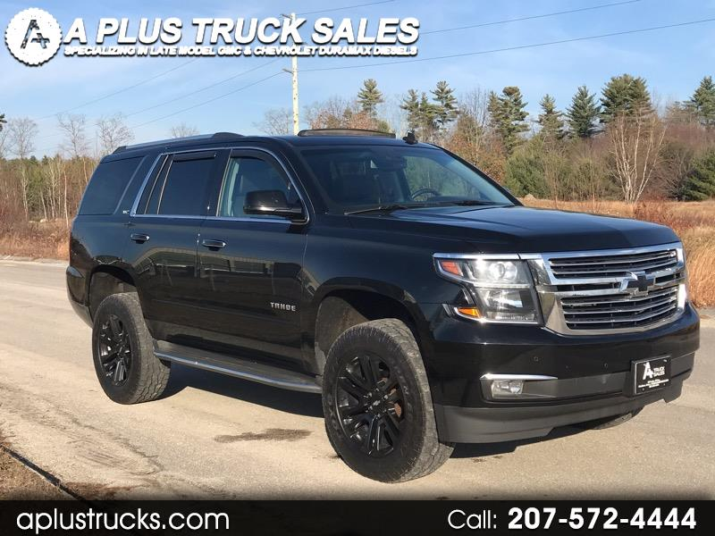 2015 Chevrolet Tahoe LTZ 4WD 3RD ROW SEAT LOADED WITH OPTIONS