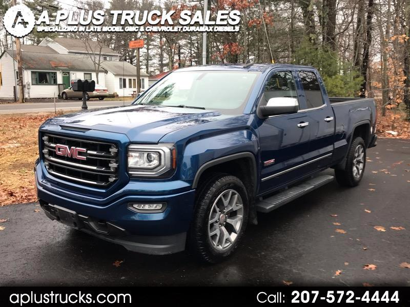 2016 GMC Sierra 1500 ALL TERRAIN PACKAGE DOUBLE CAB SHORT BED 5.3L 4WD