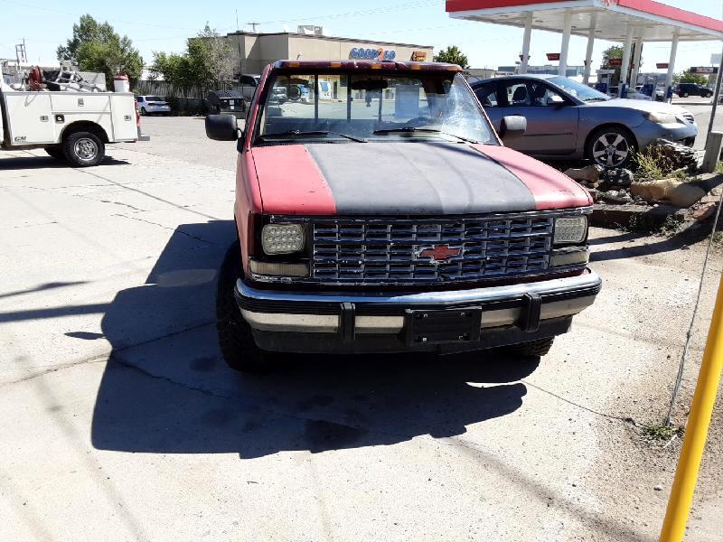Chevrolet C/K 1500 Reg. Cab 6.5-ft. Bed 4WD 1988