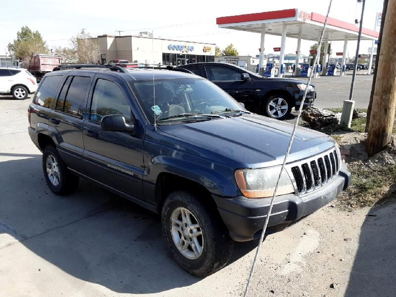 used 2003 jeep grand cherokee laredo 4wd for sale in casper wy 82601 big dawg auto 2003 jeep grand cherokee laredo 4wd