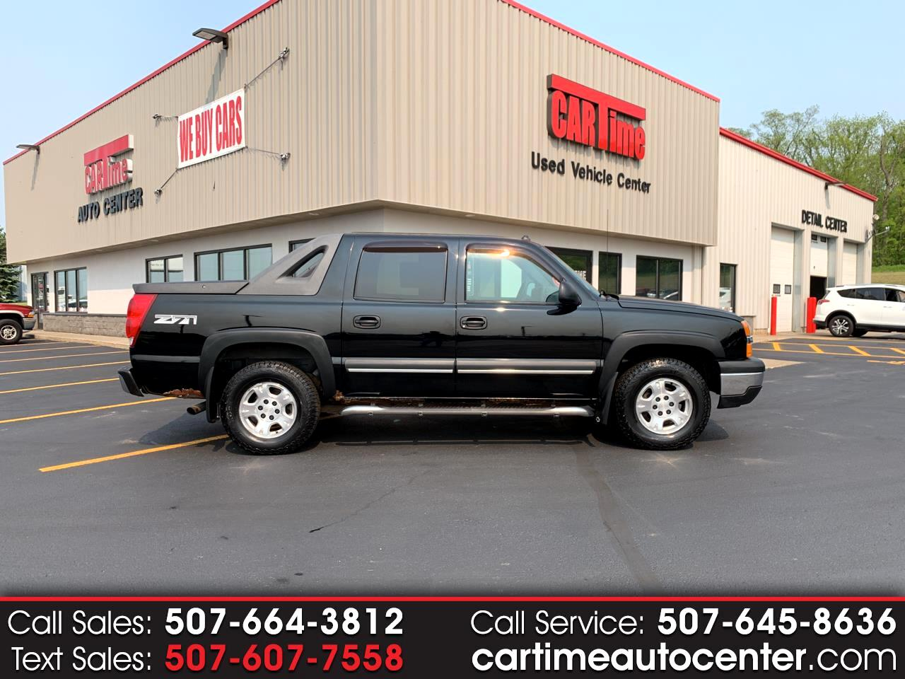 2003 Chevrolet Avalanche Base