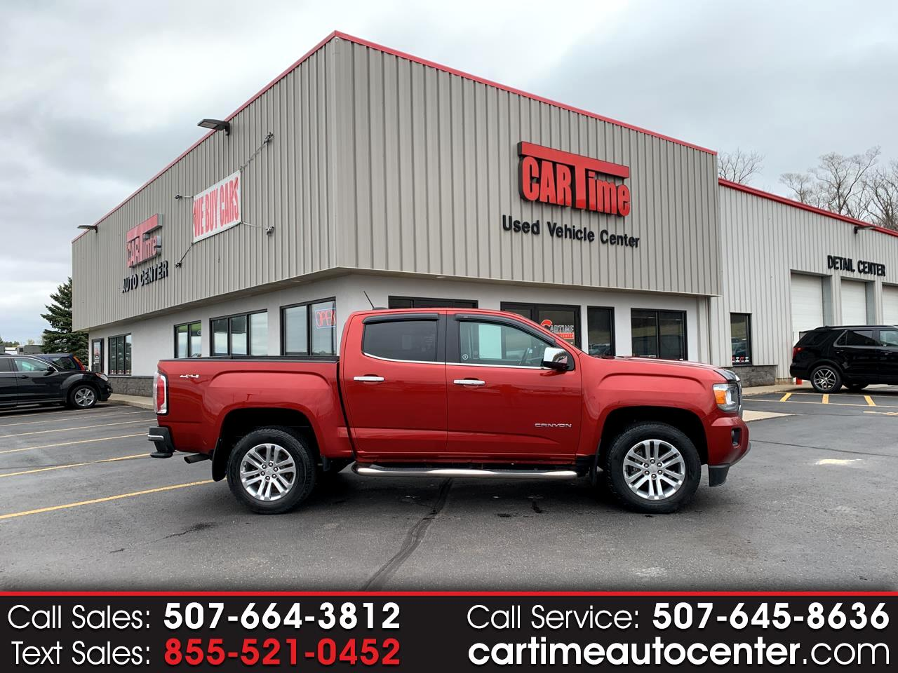 GMC Canyon  2016