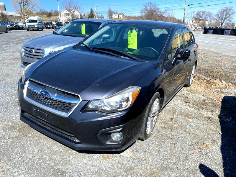 Subaru Impreza Limited 5-Door 2013