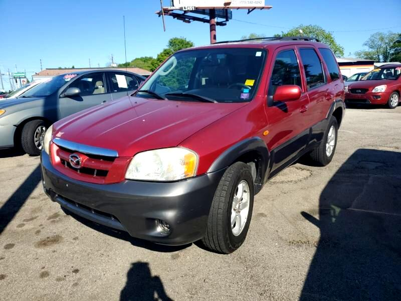 2005 Mazda Tribute s 2WD 4-spd AT
