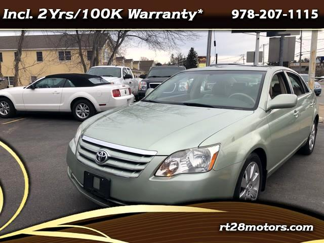 2005 Toyota Avalon 4dr Sdn XLS w/Bench Seat (Natl)