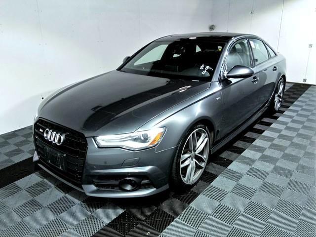 2016 Audi S6 Premium Plus quattro