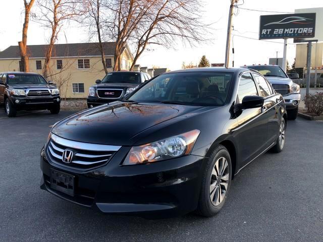 Honda Accord Sdn 4dr Sdn Special Edition Auto 2012