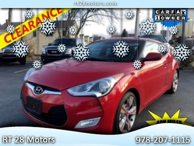 Hyundai Veloster 3dr Cpe Man RE:MIX 2013