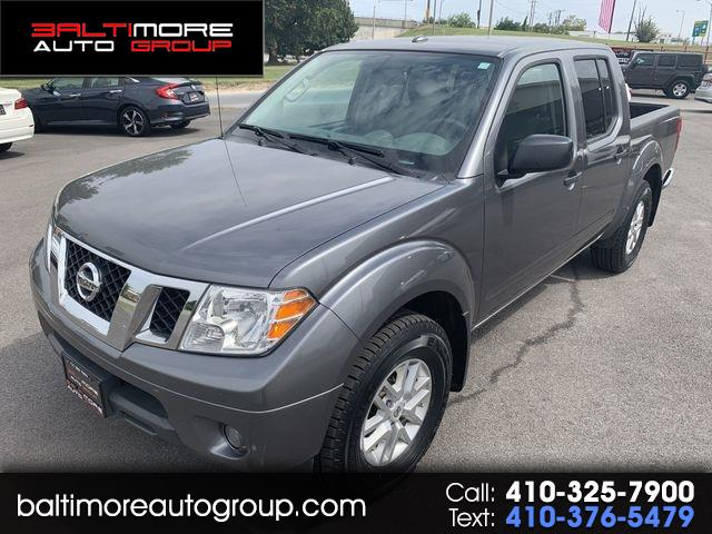 2016 Nissan Frontier SL Crew Cab 5AT 4WD