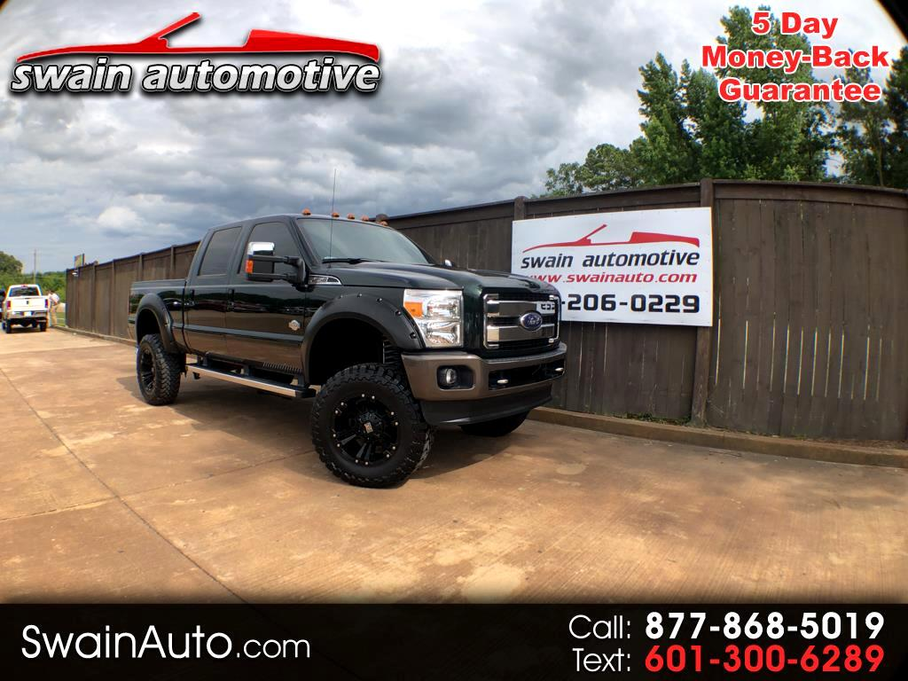 "2016 Ford Super Duty F-250 SRW 4WD Crew Cab 172"" King Ranch"