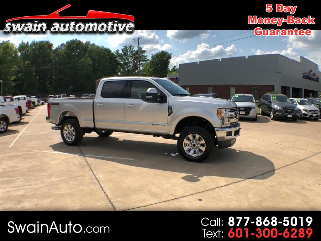 2017 Ford Super Duty F-250 SRW 4WD Crew Cab 156