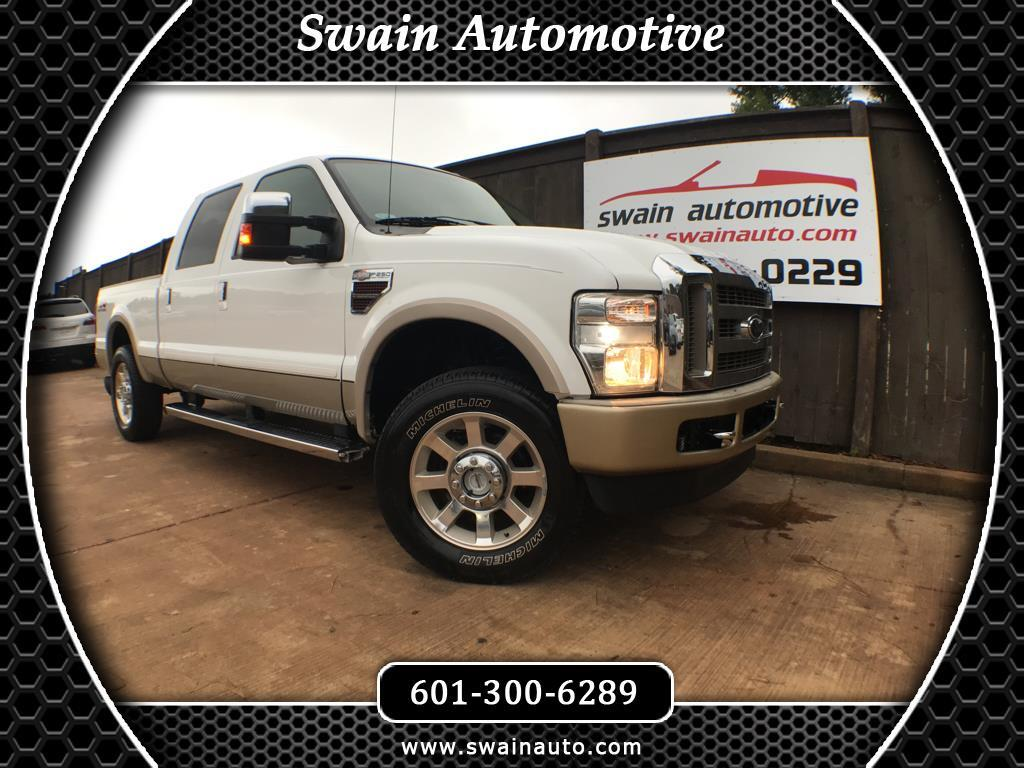 Used Cars For Sale Florence Ms 39073 Swain Automotive 2004 Ford Expedition King Ranch 2009 F 250 Sd Crew Cab Short Bed 4x4