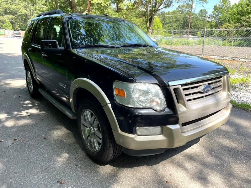 Ford Explorer Eddie Bauer 4.0L 2WD 2008