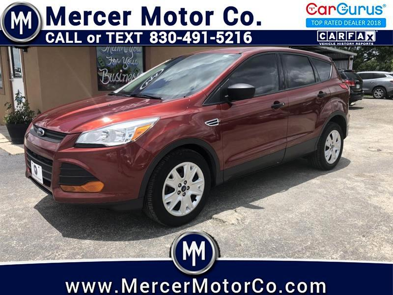 2015 Ford Escape FWD 4dr S