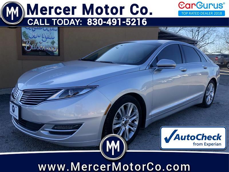 Lincoln MKZ 4dr Sdn Hybrid FWD 2016