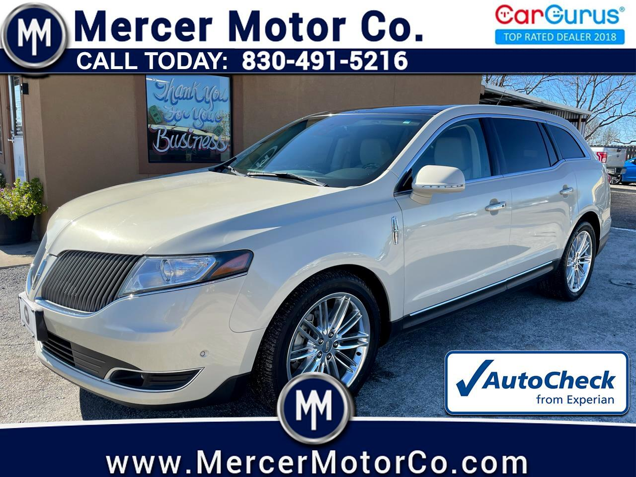 Lincoln MKT 4dr Wgn 3.5L AWD EcoBoost 2014