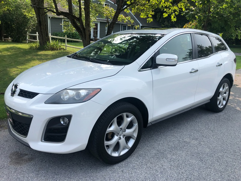 Mazda CX-7 AWD 4dr s Grand Touring 2011