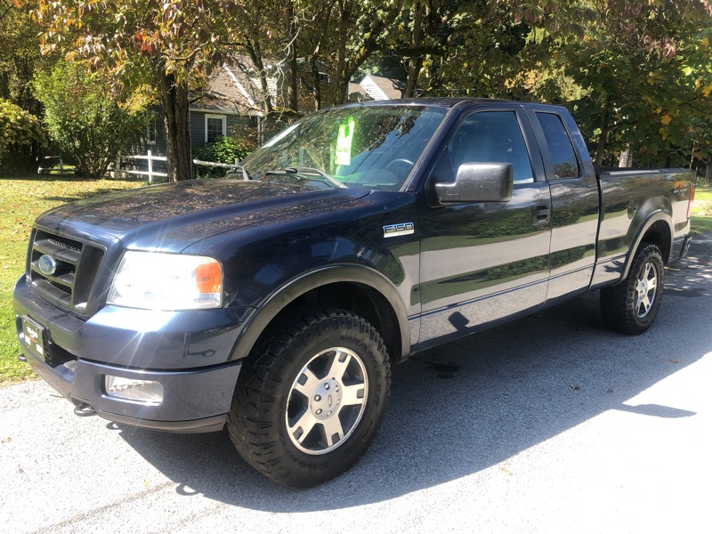 2005 Ford F-150 XLT SuperCab Long Box 4WD